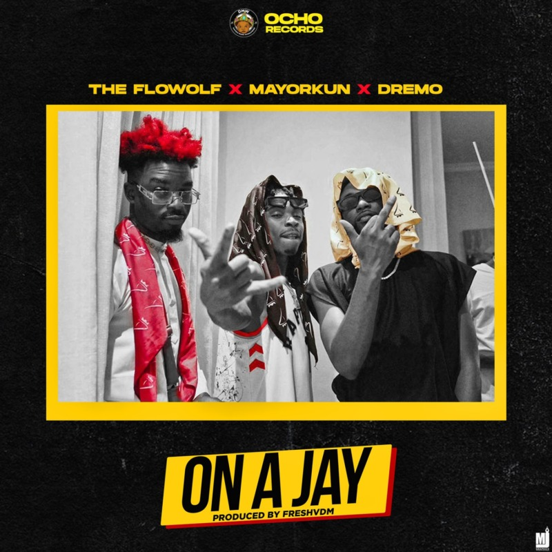 FloWolf Dremo Mayorkun On A Jay