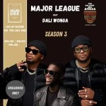 Major League Djz – Amapiano Balcony Mix Africa Live with Daliwonga S3 EP4 [Mp3 Download]