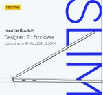 Realme Book (Slim) Launching in India on August 18, Here's Everything We Know About the Premium Laptop So Far