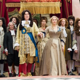 A Little Chaos (2015) movie costumes