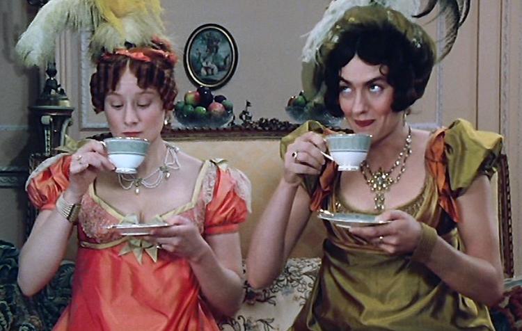 Costumes For Regency Bad Girls In Jane Austen Movies