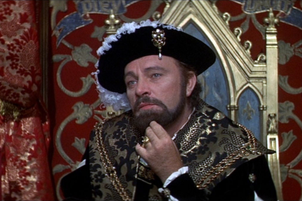 Image result for burton henry viii