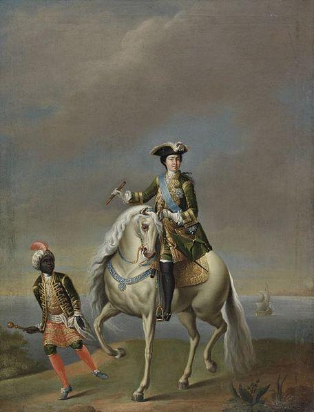 456px-Equestrian_portrait_of_Catherine_I