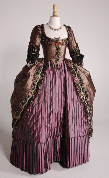 Costume worn by Kiera Knightly in The Duchess (2008)