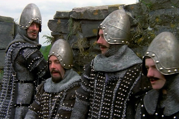 Monty Python and the Holy Grail Frock-Along | Frock Flicks