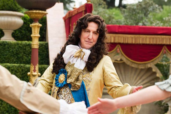 Alan Rickman, A Little Chaos