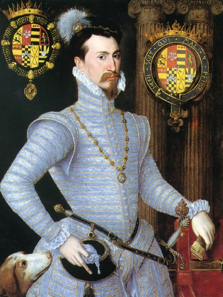 Robert Dudley, Earl of Leicester, c. 1564