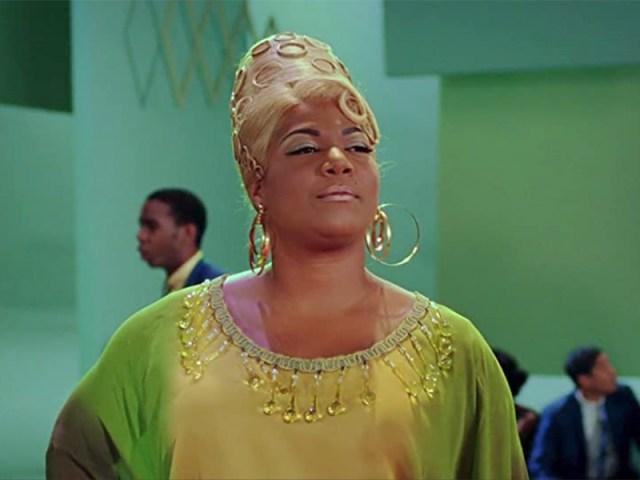 WCW: Queen Latifah –