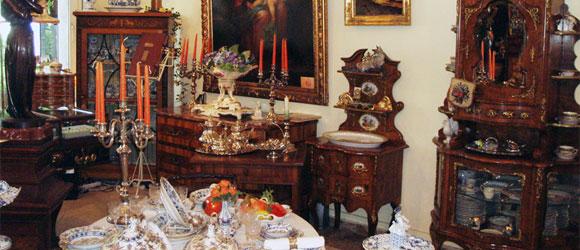Antiquitäten im Nikolaiviertel