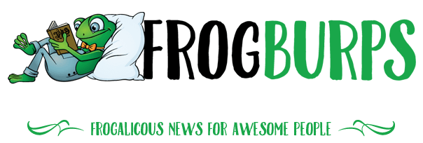Frogalicious News