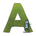 Read the short story for the letter A