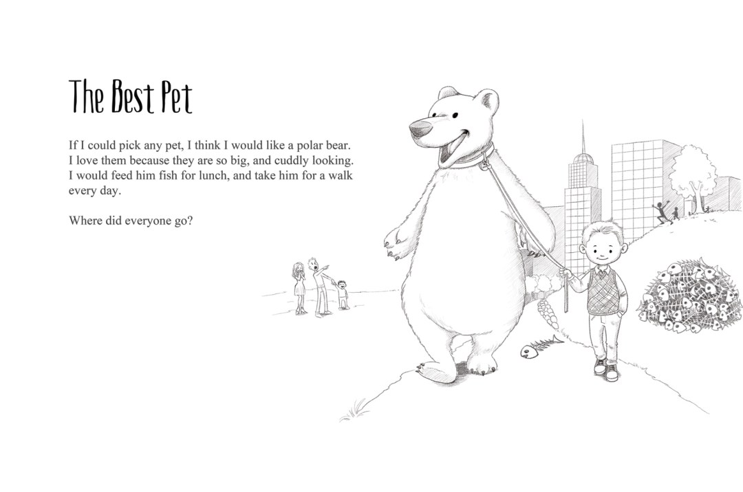 The Best Pet | A short story from Frogburps