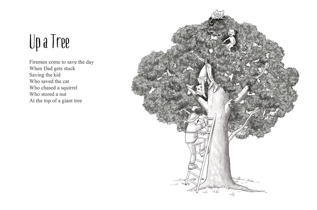 Up a Tree - a short story by Patrick S. Stemp and Anita Soelver