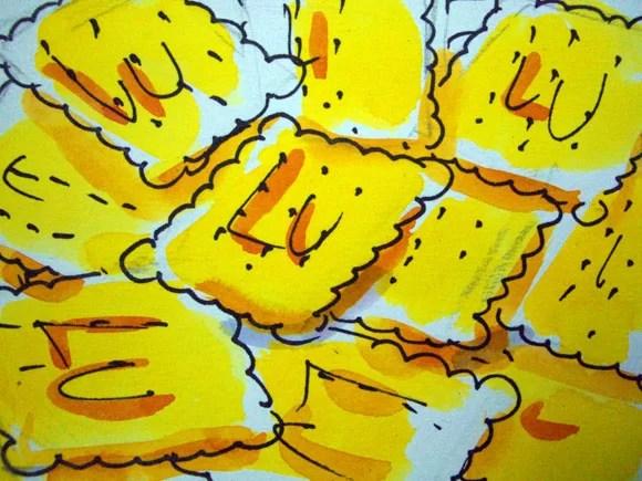 LU biscuits