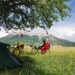Vers les Alpes et au-delà