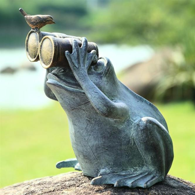 Aliexpress Com Garden Frogs Statue Outdoor Artificial With Past Design Resin 3 Pieces A Set Decor Home Art From Reliable Frog