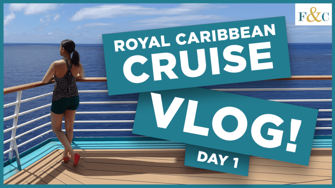 Thumbnail for cruise vlog #1 - Day 1: Getting to Port Canaveral & Embarkation.