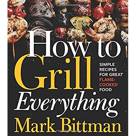 Cover of How to Grill Everything by Mark Bittman