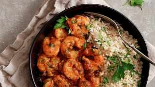 The Best Shrimp Creole