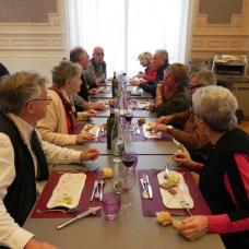 Assemblée générale 2014 - Commanderie du fromage St Nectaire