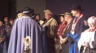 Chapitre annuel de la commanderie du fromage St Nectaire - Intronisations