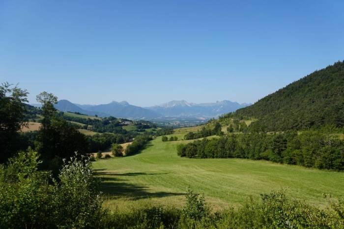 Drive Mont-Aiguilles Trièves