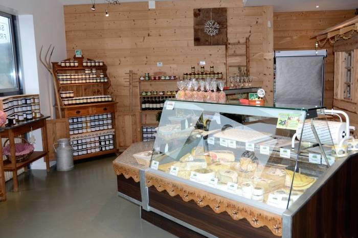 Magasin de la laiterie du Mont-Aiguille
