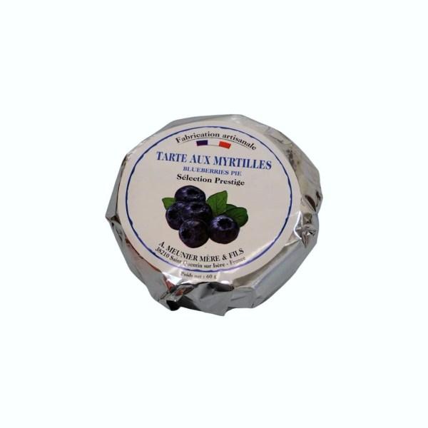 Tarte aux myrtilles 60g