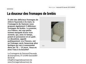 L'Avenir Janvier 2014