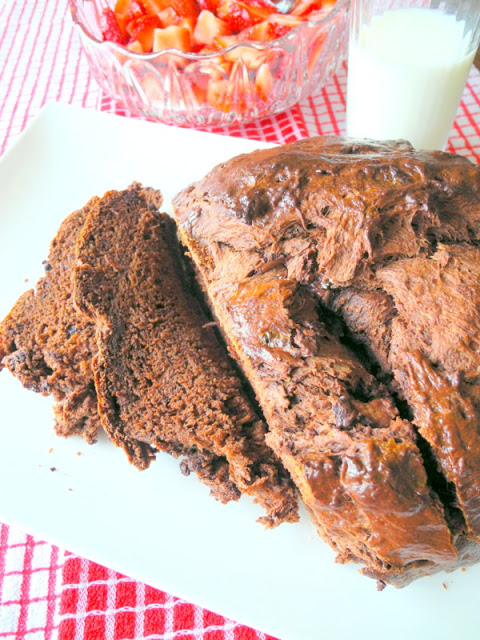 Chocolate Bread