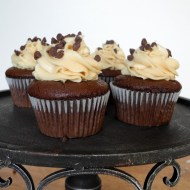 Peanut Butter Filled Chocolate Cupcakes – The Last of the Wedding Cupcakes