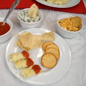 Three New Year's Eve Appetizers