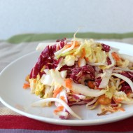 Coleslaw with an Asian Twist
