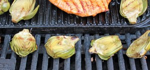 Grilled Artichokes 2