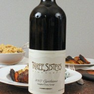 Wine Review:  Three Sisters Vineyard's Cynthiana