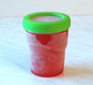 Freezer Jam Jar