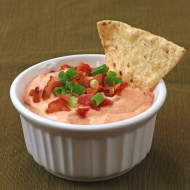 Guest Post for Spatulas on Parade:  Bacon, Horseradish, and Fire Roasted Tomato Dip