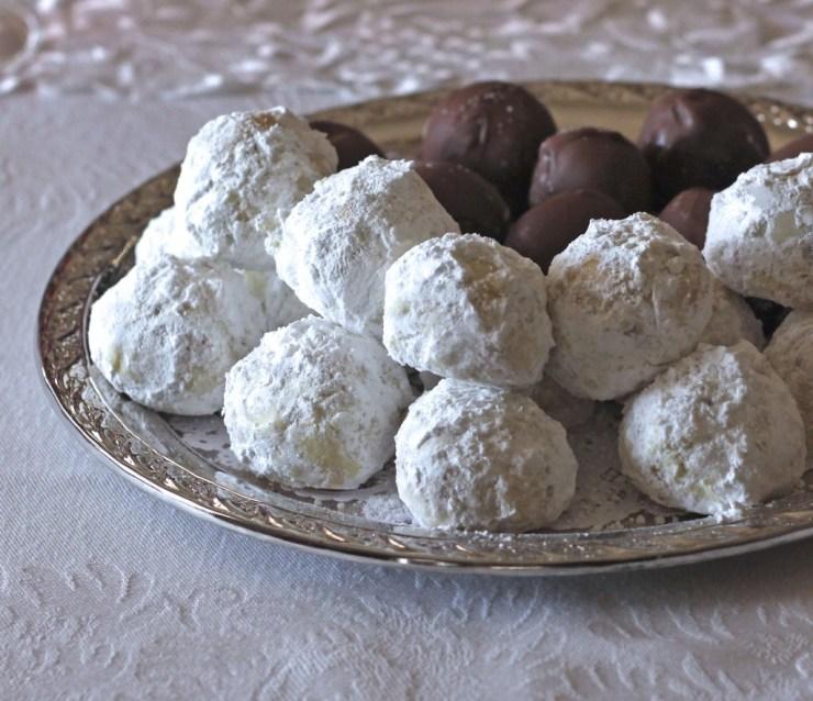 Christmas Wedding Cookies