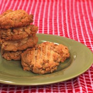 Brown Butter Cinnamon Chip Cookies for #fillthecookiejar