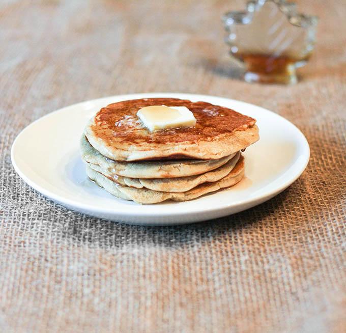 Oat Pancakes-2