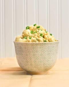 Mock Potato Salad aka Cauliflower Salad