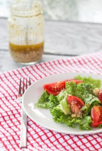 Homemade Italian Salad Dressing