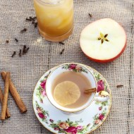 Spiced Apple Cider Two Ways