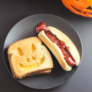 Halloween Kid Food