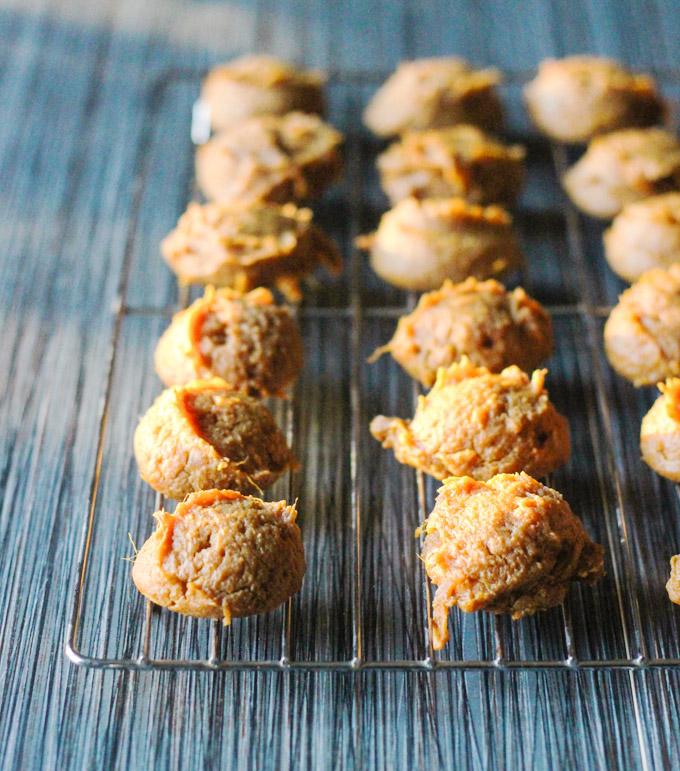 Homemade Grain Free Dog Treats From Calculu To Cupcake