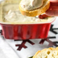 Warm Italian Cheese Dip