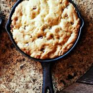 Individual Skillet Cookies