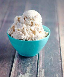 Cinnamon Ice Cream