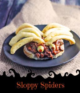 Sloppy Spiders