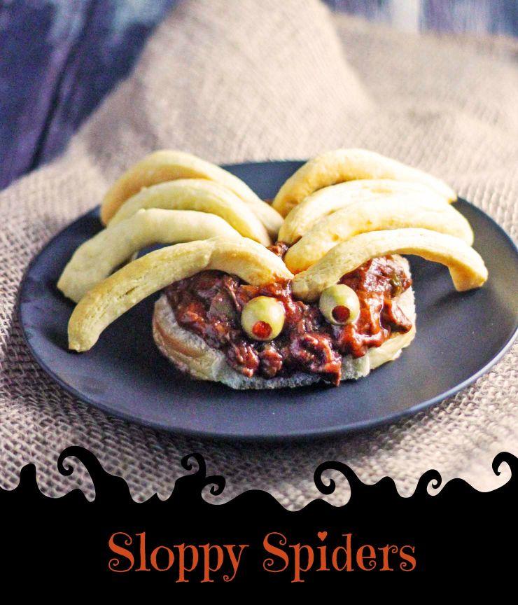 Sloppy Spiders